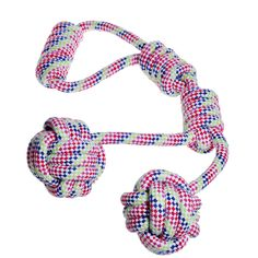 Dog Chew Toys Rope HeandHa Pet Tug Toys for Large and Medium Dogs Tug of War Toy with Handle Cotton Ropes >>> Check out the image by visiting the link. (This is an affiliate link and I receive a commission for the sales) Dog Itching, Dog Training Pads, Dog Dental Care, Dog Shower, Dog Chew Toys, Dog Shedding, Dog Eyes, Dog Diapers, Dog Memorial