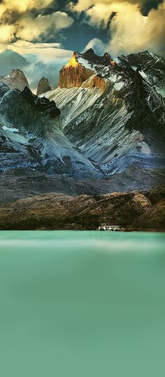Los Cuernos, Chile.