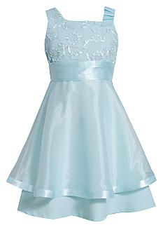 Bonnie Jean® Soutache Sheer Overlay Dress Girls 7-16  40 belk Sheer Overlay  Dress 1d82dfa2b9e4