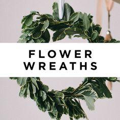 Diy Wreath, Door Wreaths, Flower Wreaths, How To Make Wreaths, Watercolor, Drawings, Flowers, Plants, Painting