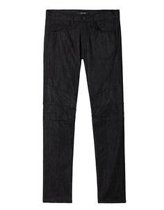 J Brand Tyler in Black Raw - Black Raw.   Perfect slim in an unwashed black yarn dye denim with a soft hand feel. http://www.anrdoezrs.net/click-7717299-10995993?url=http%3A%2F%2Fwww.thebay.com%2Fwebapp%2Fwcs%2Fstores%2Fservlet%2Fen%2Fthebay%2Ftyler-in-black-raw%3FistCompanyId%3Db962bfba-963d-4658-8354-da142178fa15%26istItemId%3Dirmllipip%26istBid%3Dt&cjsku=0034-140239O230_Black+Raw_29+34