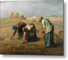 Diamond Painting - The Gleaners - Jean-François Millet – Floating Styles Millet The Gleaners, Jean Francois Millet, Munier, Most Famous Paintings, Diamond Art, Realism Art, Counted Cross Stitch Patterns, Oeuvre D'art, Animal Crossing