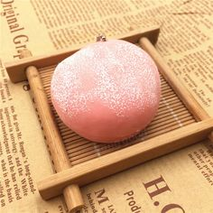 Cute Squishy Toys Simulate Japan Pastry Bread Slow Raising Soft Toys Gift with Box Novelty Gag Toys For Children