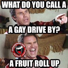 gay drive by