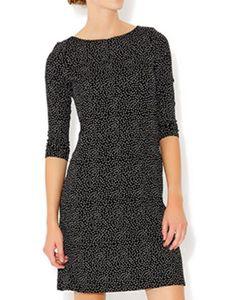 MONSOON Tamia Spot Dress UK16 EUR44  MRRP: £49.00 GBP - AVI Price: £33.00 GBP