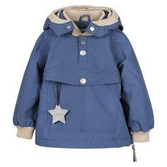 MINI A TURE VITO K JACKET BIJOU BLUE fra Babystore. Om denne nettbutikken: http://nettbutikknytt.no/babystore-no/