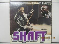 Classic Shaft Double Vinyl Album Soundtrack featuring Richard Rountree and the music of Isaac Hayes Circa 1970s.  Only $40.