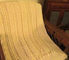 """Skerin Aran For My Carolyn"" crochet afghan pattern at http://skerinknittingandcrochet.com/product/skerin-aran-for-my-carolyn/"