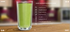 The Skin-Beautifying Smoothie Recipe You Need to Know