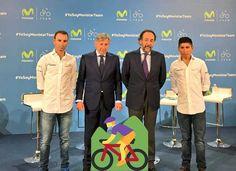 Telefónica seguirá patrocinando al equipo ciclista Movistar Team hasta 2019
