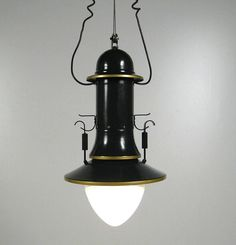 AreaNeo   Peter Behrens AEG Sparbogen pendant lamp - Design of the Times - Peter Behrens - AEG - Sparbogen,1907-08