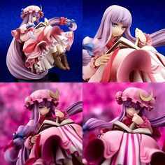 From Touhou Project comes a 1/8th scale figure of Patchouli Knowledge! This highly detailed Statue stands approx. 12 cm tall and comes with accessories and base in a window box packaging. Pre-order now @animegamistore #touhouproject #touhou #Patchouli #pvc #statue #hq #toyphotography #anime #manga http://ift.tt/2fPjhA9 http://ift.tt/2gK5M9x