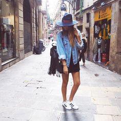 Instagram media by arethalagalleta - Exploring the beautiful Barcelona#wanderlust