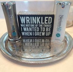 Say Goodbye to Wrinkles Nerium Night & Day Creams http://www.amberryder.nerium.com