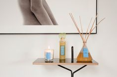 Collezione casa LAURA TONATTO www.tonatto.com  HOME COLLECTION Fragrances that harmoniously reflect the connection between the time and space in which we live, to complete our surrounding. Feat. Shanghai 500 - Nottegiorno (ambience and linen spray) - Candle