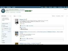 Searching EBSCO eBooks - Tutorial - YouTube