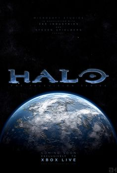 Halo: The Television Series. Here's hoping it as awesome as Forward Unto Dawn.
