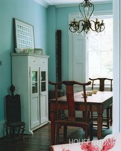 Photo Gallery: Tiffany Blue Inspired Rooms | House & Home