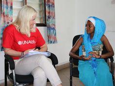 Crown Princess Mette-Marit visited Tanzania