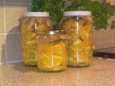The Real Food Revolution Cultured veggies & fruit    Fermented Salsa, Krout, Carrots, Beet, Lemon, Orange Recipies
