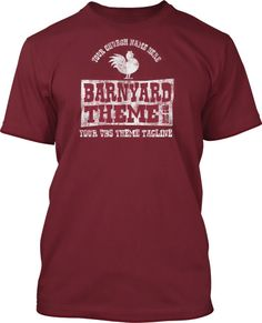 Classic Barnyard Roundup VBS 2016 T-Shirt Design #16606