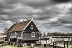 Zuiderzeemuseum Enkhuizen Kingdom Of The Netherlands, The Hague, Rotterdam, Holland, Dutch, Europe, Cabin, Country, House Styles