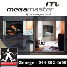 Looking for the ultimate braai or fireplace? Pop in and have look at our fantastic range of Megamaster Products. #megamaster #braai