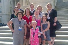 "31 Days of Arthritis Awareness: Day 1 ""2012 Arthritis Foundation Advocacy Summit: A Work in Progress"""