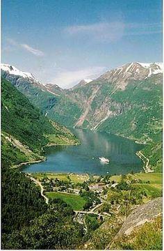 Noorwegen, prachtig land!