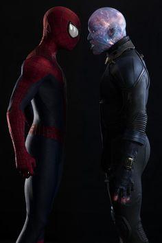 Spiderman Vs. Electro ~ The Amazing Spiderman 2