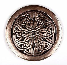 Book of Kells Knotwork-Bronze-Made in Ireland  Price : $64.95 http://www.biddymurphy.com/Wild-Goose-Kells-Knotwork-Bronze-Made-Ireland/dp/B00MV2VLB2
