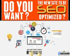Do you want the new site to be SEO optimized ? Digital Marketing Plan, Mobile Friendly Website, Seo Sem, News Sites, Mobile Marketing, Web Development, Web Design, Social Media, Design Web