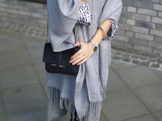 Layering with a Cape on The Luster Edition