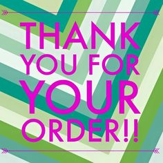 thanks to my wonderful customers!