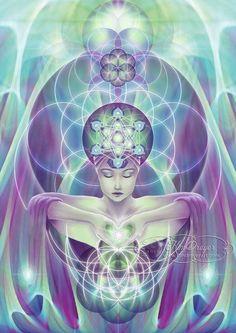 ❤~ Flor de la Vida~❤   ❤~Geometría Sagrada~❤