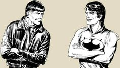 Mister No & Zagor By Gallieno Ferri - 74 years old ,he is an Italian comic book artist and illustrator. Created the comic book Zagor and  Mister No, was first introduced by himself