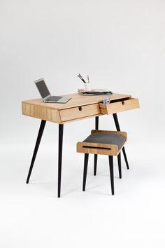 Minimalist Desk In Artistically Antique Structure U2013 Maya Desk ...   Desk    Pinterest   Minimalist Desk, Maya And In Amazing Ideas