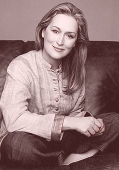 The lovely Meryl and her amazing apple cheeks. I get complimented on mine all the time. ~ETS