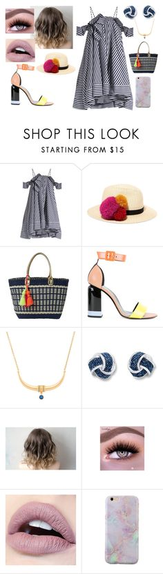 """""""I don't really know :)"""" by foxykitty-1 ❤ liked on Polyvore featuring MSGM, Eugenia Kim, Lilly Pulitzer, Pierre Hardy and AYA"""