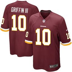 Robert Griffin III Jersey Washington Redskins NFL Jersey (alphabet number  is Sewn) bce35e49d