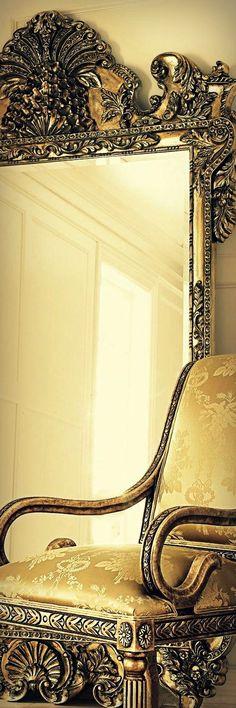 an elegant boudoir