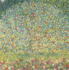 Klimt, Gustav: Apfelbaum I