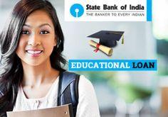 State Bank Of India #EducationalLoan