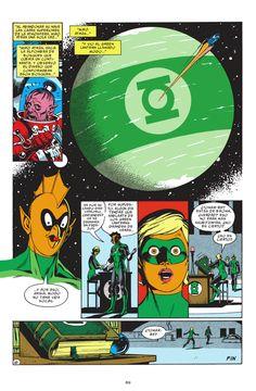 El universo DC de Alan Moore: #LinternaVerde