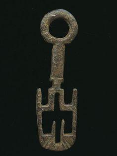 Key   Museum of London