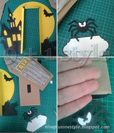 Il campanello anti Halloween - Anti Halloween doorbell