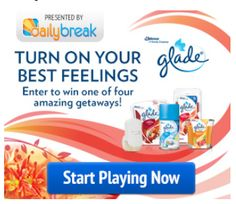 $1/1 Glade Product Printable Still Available - Great Deal at Walgreens Starting 7/20 - FreebiesForACause.com