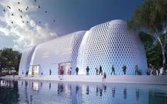 Intesa Sanpaolo Pavilion #Expo2015 #Milan #WorldsFair