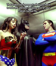 Superhero problems // funny pictures - funny photos - funny images - funny pics…
