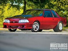 1992 Ford Mustang LX Coupe - Muscle Mustangs